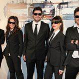 Los reporteros de 'CQC' con gafas