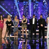 Los concursantes de la gala 11 de 'MQB'