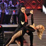 Carmen Lomana baila un tango en 'MQB'