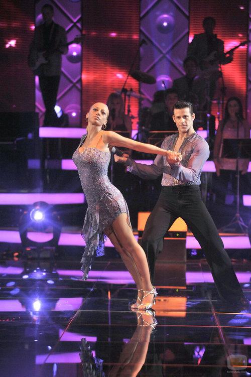 Belén Esteban baila una rumba de salón en 'MQB'