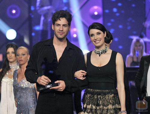 Juan García y Pilar Rubio