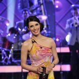 Pilar Rubio en la gala 11 de 'MQB'