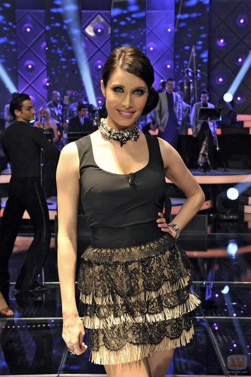 Pilar Rubio en la gala 11 de 'Más Que Baile'