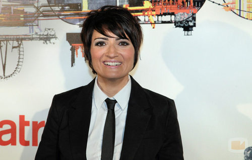 Silvia Abril, en 'CQC'
