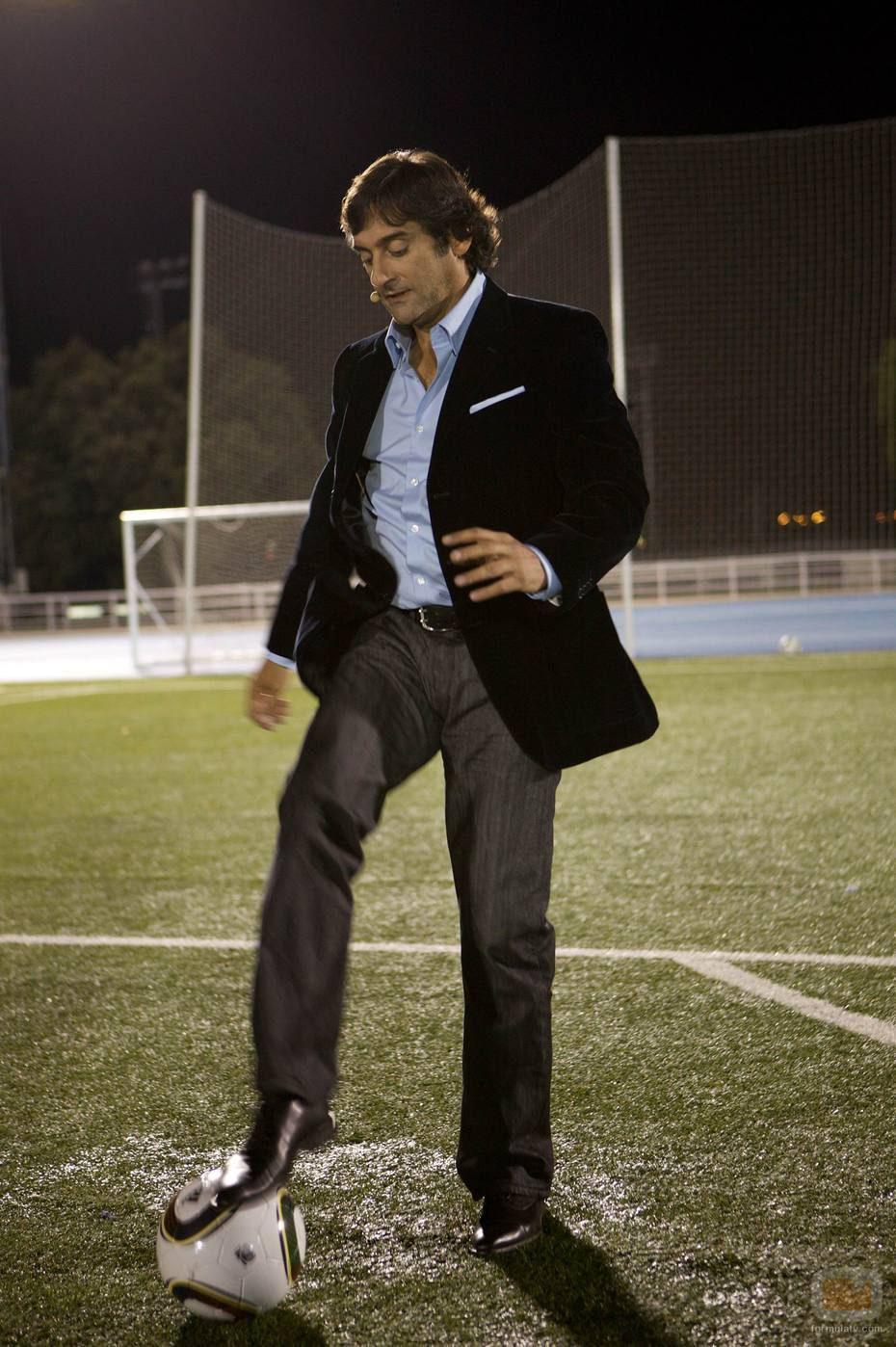 Enzo Francescoli ex futbolista uruguayo Fotos FormulaTV