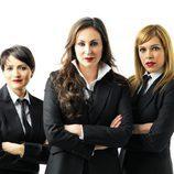 Trío de mujeres para 'CQC'