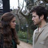 Alicia Sanz y Alejandro Albarracín