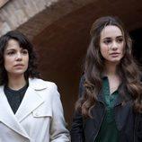 Sara y Lucía Elizondo de 'Gavilanes'