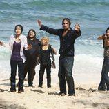 El grupo de Sawyer llega a la Hidra