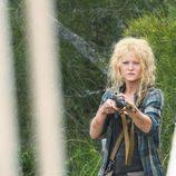 Claire amenaza al grupo de Sawyer