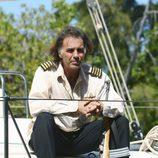 Lapidus espera en el barco