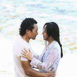 El reencuentro de Sun y Jin en 'Lost'