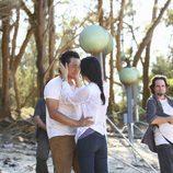 El reencuentro de Sun y Jin en 'Perdidos'
