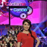 Pilar Rubio en 'Cántame una canción'