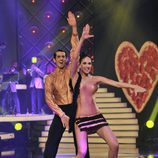 Víctor Janeiro baila un charlestón en 'MQB'