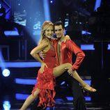Carmen Lomana baila un 'cha-cha-chá' en 'MQB'