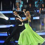 Belén Esteban baila un 'quick step' en 'MQB'