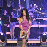 Pilar Rubio en la gala 12 de 'MQB'