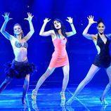 Pilar Rubio en la gala 12 de 'Más Que Baile'