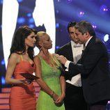 Belén Esteban se encara al jurado de 'MQB'