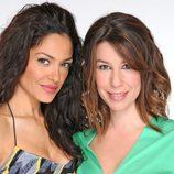 Patricia Pérez y Celia Montalbán, de 'Vuélveme loca'