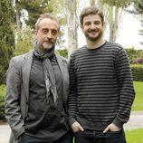 Gorka Otxoa y Gonzalo de Castro
