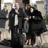 Los actores en un capítulo de 'Doctor Mateo'
