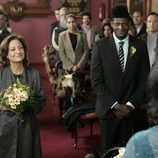 La boda de Tía Juana en 'Doctor Mateo'