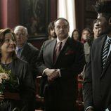 Tía Juana se casa en 'Doctor Mateo'