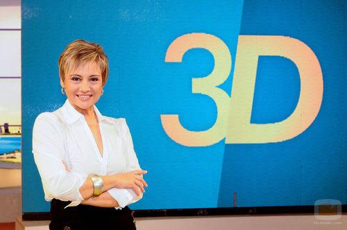 Gloria Serra presenta '3D'