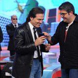 Pepe Navarro acudió a 'Tonterías las justas'