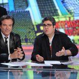 Pepe Navarro visita 'Tonterías las justas'