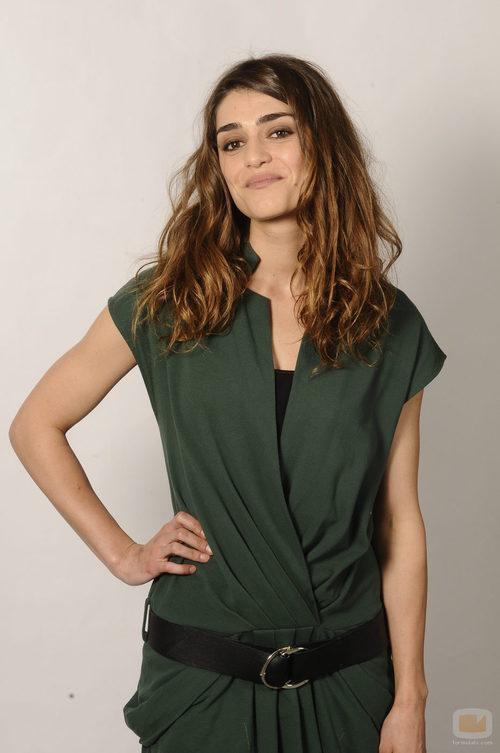Olivia Molina durante la quinta temporada de 'Física o química'