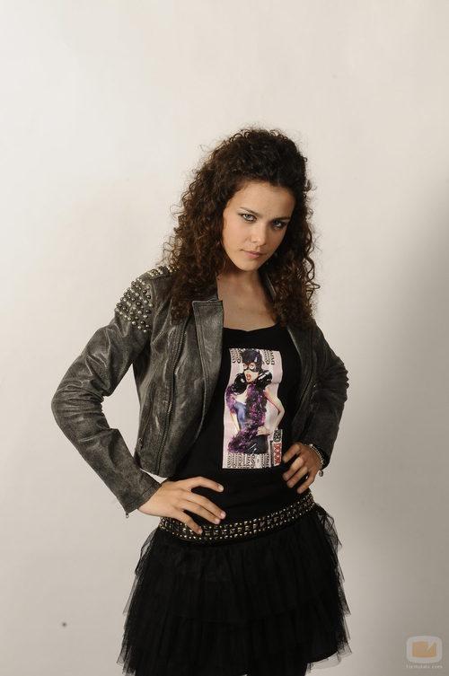 Sandra Blázquez en una foto promocional de 'FoQ'