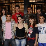 Alumnos de la quinta temporada de 'FoQ'