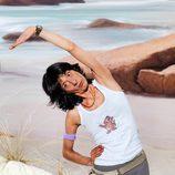 Juana Cordero en 'La isla de los nominados'