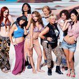 Las chicas de 'La isla de los nominados'