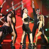 Pilar Rubio baila en 'MQB'