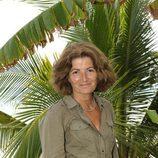 Consuelo Berlanga en la isla de 'Supervivientes 2010'