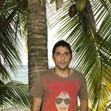 Miguel Ángel Perdiguero en la isla de 'Supervivientes 2010'