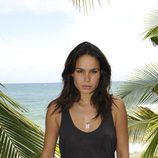 Mireia Canalda en la isla de 'Supervivientes 2010'