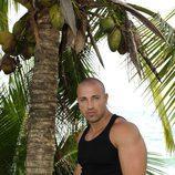 Rafa Mora en la isla de 'Supervivientes 2010'