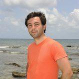 Javier Parrado en la isla de 'Supervivientes 2010'