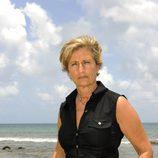 María José Fernández en la isla de 'Supervivientes 2010'