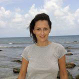 Nerea Echaide en la isla de 'Supervivientes 2010'