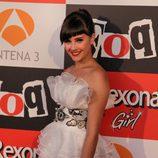Lucía Ramos en la première de la quinta temporada de 'FoQ'