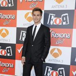 Marc Clotet, de traje