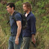 Jack y Sawyer en 'The Candidate'