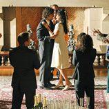 Charlie Eppes se casa en 'Numb3rs'