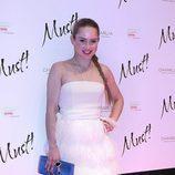 Carla Nieto en los Premios Must!